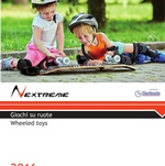The Nextreme new catalogue for Wheeled Toys